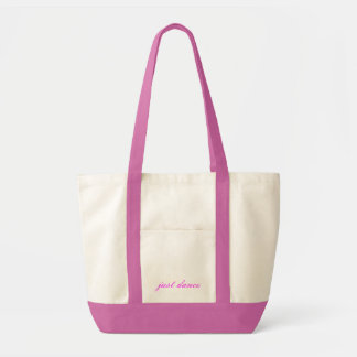"""just dance"" Tote"
