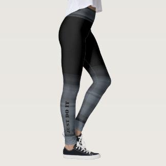 Just do it grey shaded leggings