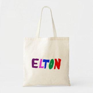 Just Elton Tote Bag