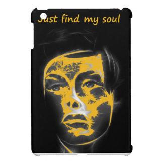 just find my soul iPad mini cover
