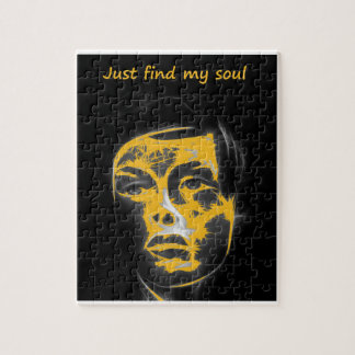 just find my soul jigsaw puzzle