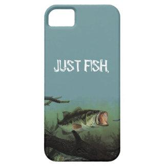 JUST FISH (LARGEMOUTH) iPhone 5 CASES