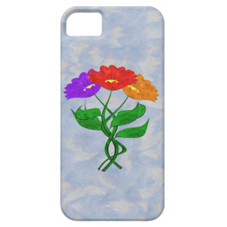 Just Flowers Case For The iPhone 5