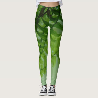 Just for the Fern of it Leggings
