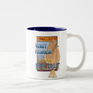 Just for the Halibut mug