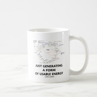 Just Generating A Form Of Usable Energy (Krebs) Coffee Mug