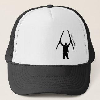 Just Get Stoked [ski] Trucker Hat