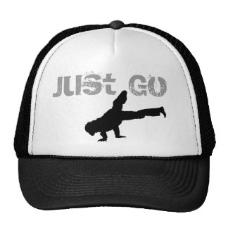 Just Go Collection Trucker Hat