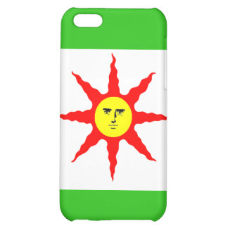 Just go on the internet and Praise the Sun? iPhone 5C Cases