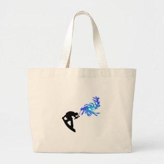 Just Grab It! Large Tote Bag