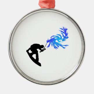 Just Grab It! Metal Ornament