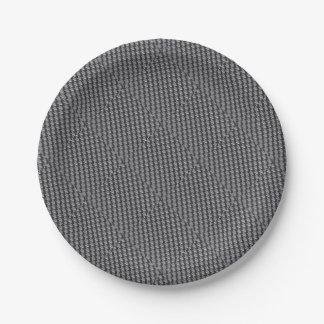 Just Grate Vector Heather Paper Plate