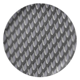 Just Grate Vector Heather Plate