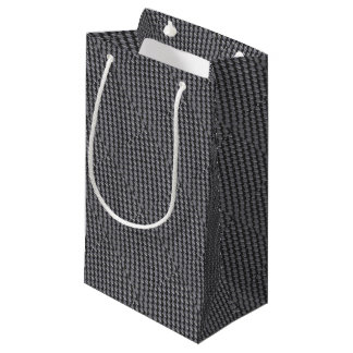 Just Grate Vector Heather Small Gift Bag