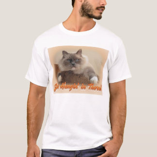 Just Hangin' in There! T-Shirt
