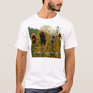 Just Hangin' With Friends T-Shirt