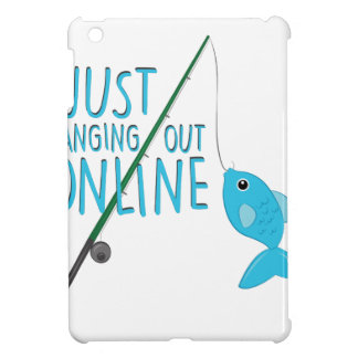Just Hanging Out iPad Mini Covers