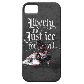 Just Ice For All (Hockey) iPhone 5 Cases