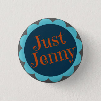 Just Jenny Pin
