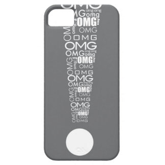 Just Joking/OMG! iPhone 5 Cover