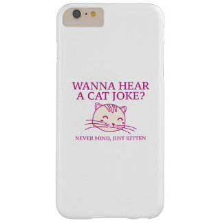 Just Kitten Barely There iPhone 6 Plus Case