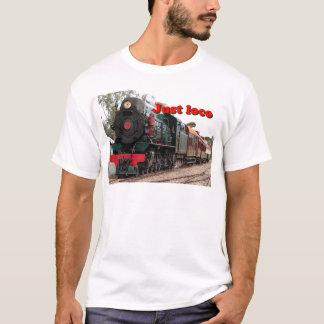 Just loco: Pichi Richi steam train, Australia T-Shirt