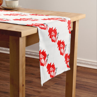 JUST LOOK AT ME SHORT TABLE RUNNER