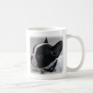 just love me...please, mr.willow coffee mug