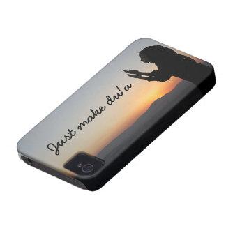 Just make du'a hoesje Case-Mate iPhone 4 cases