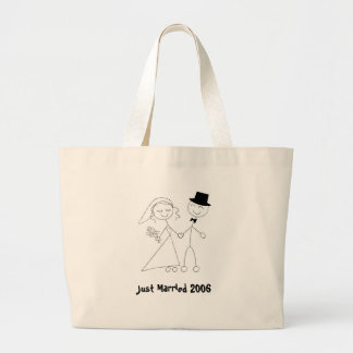 Just Married 2006 Bridal Tote