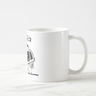 Just Married Couple in Car Coffee Mug