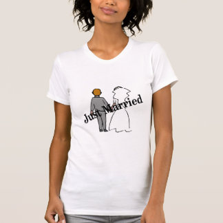 Just Married (Couple) T-Shirt