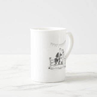 Just Married Farming Mug
