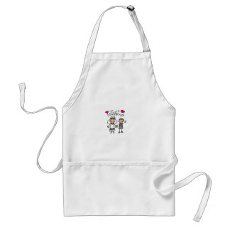 Just Married Gifts Newlywed Gifts Honeymoon Gifts Standard Apron