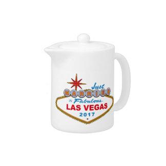 Just Married In Fabulous Las Vegas 2017 (Sign)