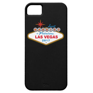 Just Married In Fabulous Las Vegas 2017 (Sign) Case For The iPhone 5