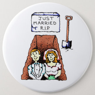 Just Married RIP Button