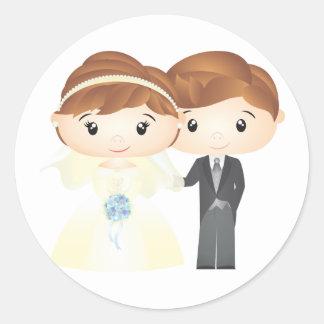 Just Married - Sticker