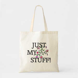 Just My Stuff! Floral Bag