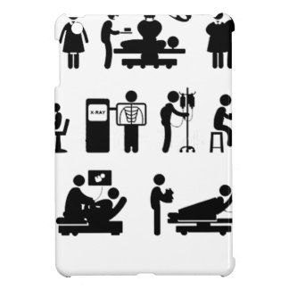 Just Nurse Things iPad Mini Case