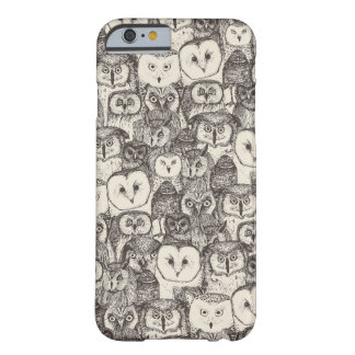 just owls natural barely there iPhone 6 case