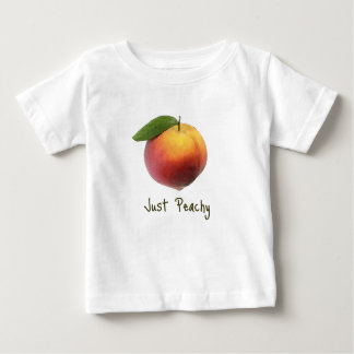 Just Peachy Baby T-Shirt