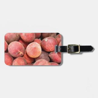 Just Peachy Bag Tag