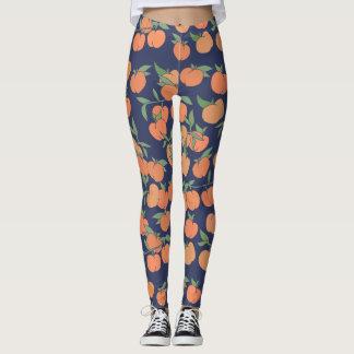 Just Peachy Peaches Leggings