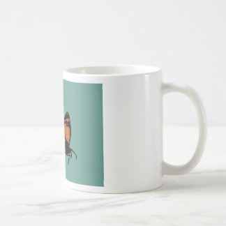 Just Resting In The Sea Green Haze Classic White Coffee Mug