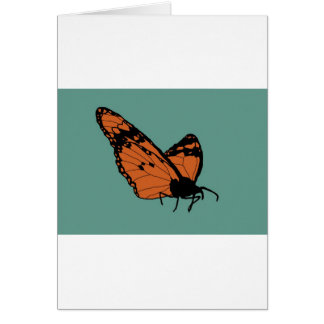 Just Resting In The Sea Green Haze Greeting Card