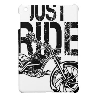JUST RIDE CASE FOR THE iPad MINI