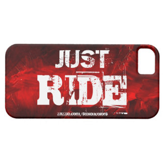 Just Ride iPhone 5 Covers
