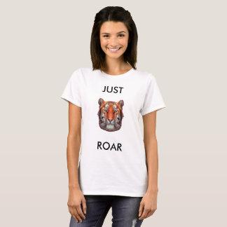 Just Roar Tiger T-shirt