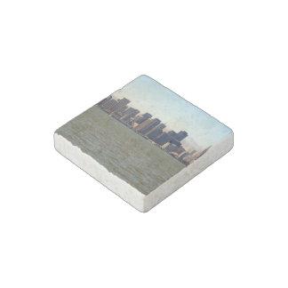 Just San Francisco Stone Magnet